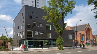 New Art Exchange, Nottingham, UK.